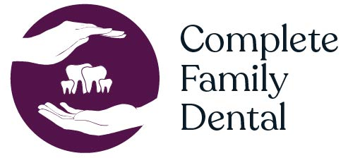 complete family dental logo
